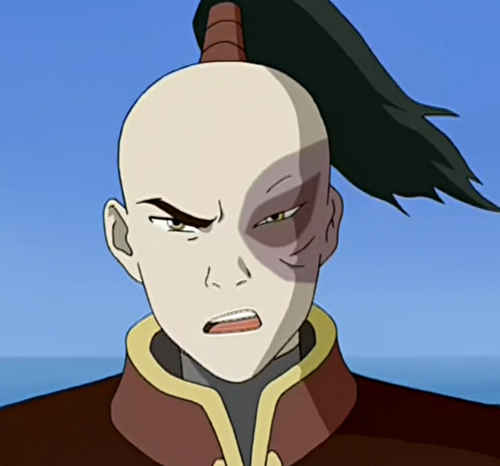 LET ME EXPLAIN! In the beginning, Zuko was introduced to us as a typical villain. He was ruthless and violent, and catching the Avatar, our resident good guy, was the end game to him restoring his honour. Plus that season one hairstyle really didn't do him any favours. ¯\_(ツ)_/¯