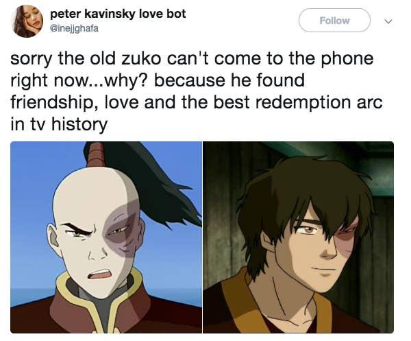 I'm Still Not Over Zuko's Redemption Arc On