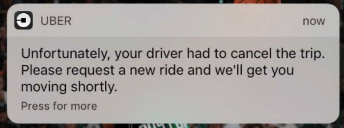 People Are Mad About Uber and Ola Drivers Canceling Rides