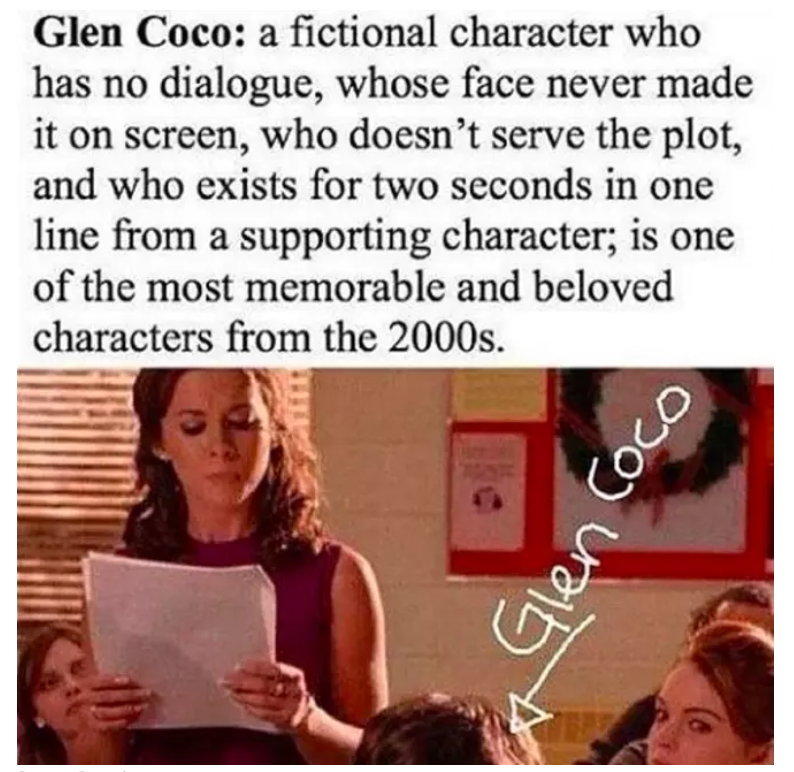 """Literally Just 19 Really Funny """"Mean Girls"""" Memes"""
