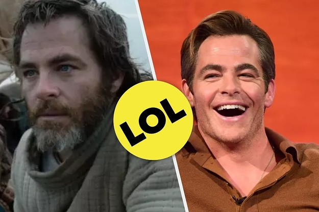 Chris Pine Hilariously Joked About His Full-Frontal Nude Scene-5684