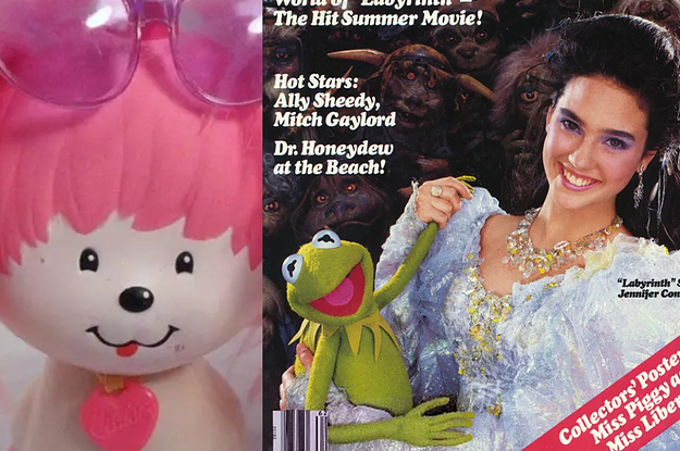 """50 Things From The '80s That If You're Over 34 Will Make You Say, """"Oh Crap, I Totally Forgot About That!"""""""