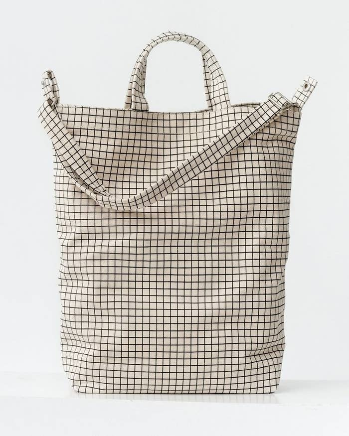 Get this tote from Butter Home for $32. Butter Home is owned by Claire Corley and based in Seattle, Washington!