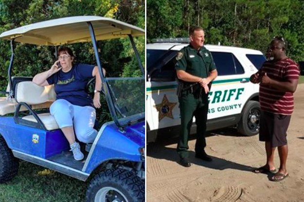 """Golfcart Gail"" Went Viral After She Called The Police On A Black Soccer Dad. Here's What Happened."