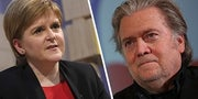 Nicola Sturgeon Pulled Out Of A Conference Because Steve Bannon Was Invited, And People Are Praising Her