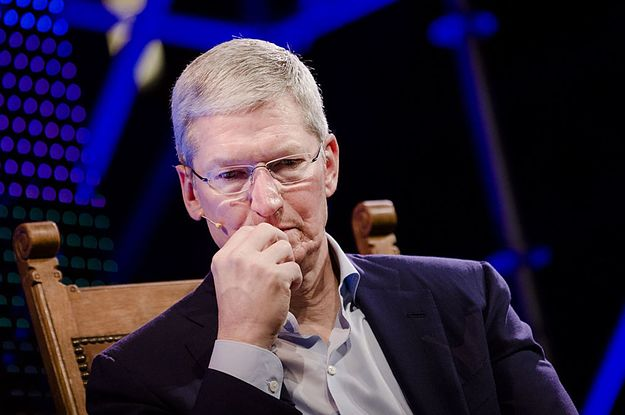Apple CEO Tim Cook Is Calling For Bloomberg To Retract Its