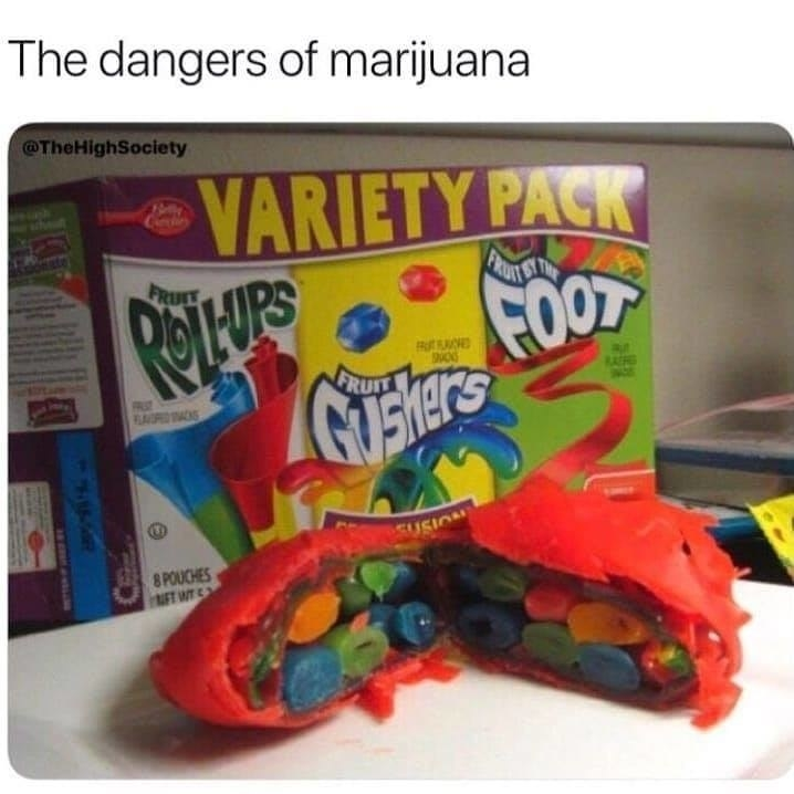 23 Pictures That Show The TRUE Danger Of Smoking Weed