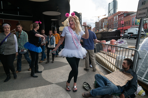 How Nashville Became One Big Bachelorette Party