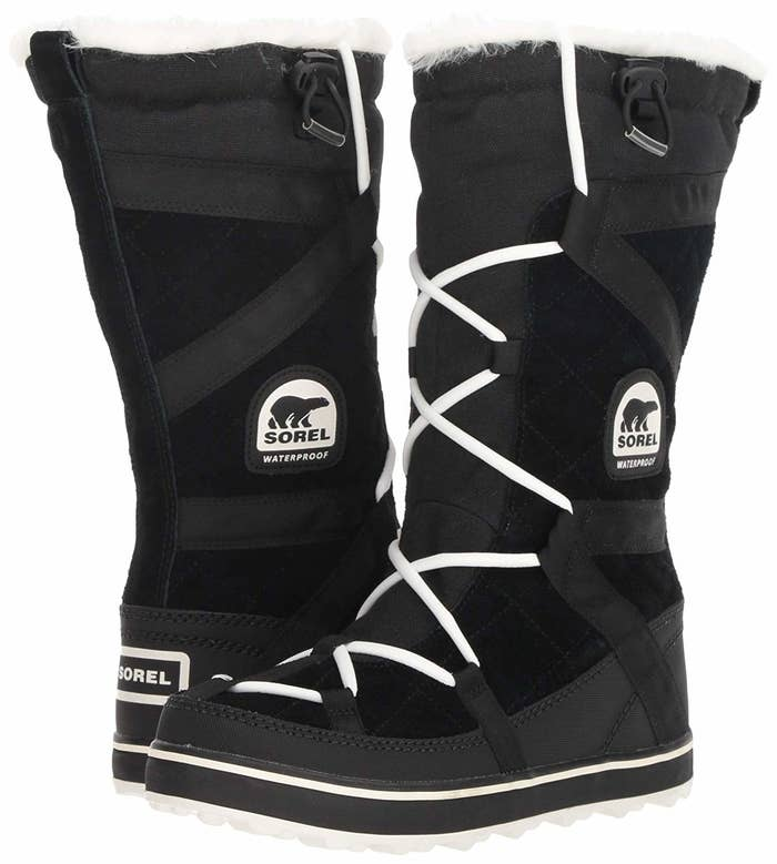 sports shoes d8278 09039 Explorer-ready Sorel boots so you can show up to the summit in style (maybe  with icicles hanging from your nose because you forgot a scarf, ...