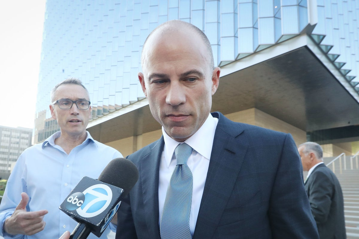 Michael Avenatti's Law Firm, Which He Says Is Not His, Got Evicted From Its Ocean-Front Office