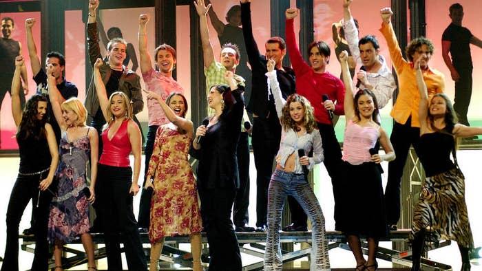 Operación Triunfo es un programa de cantar bastante famoso.