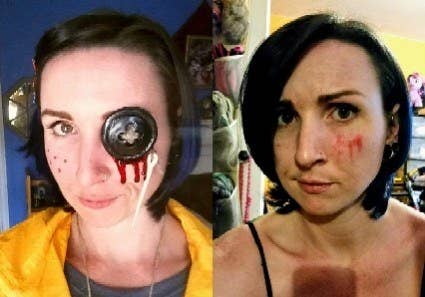 18 People Who Probably Shouldn T Have Dressed Up For Halloween