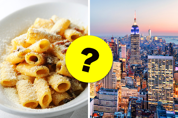 Order Yourself A Fancy Meal, And We'll Reveal Which City You Should Be Having A Romantic Dinner In