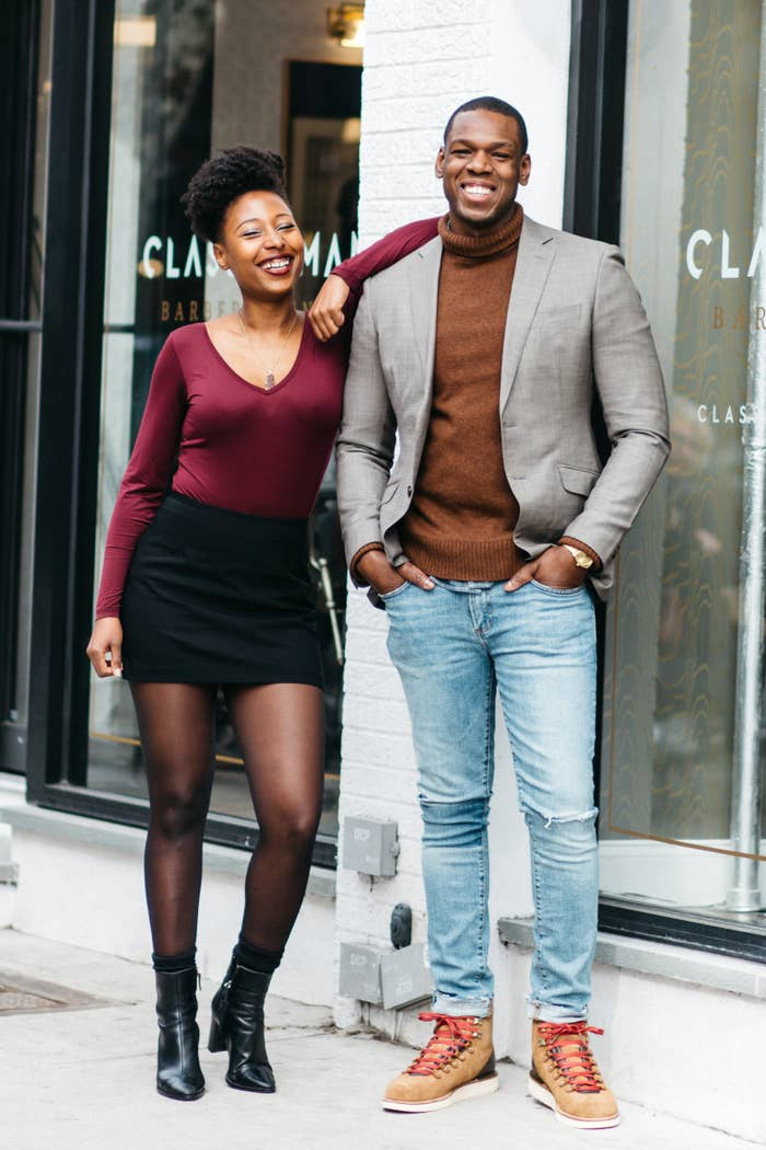 Cassandre and Isiah met during a scholarship interview in their law school program in August 2010 and instantly hit it off, sharing ideas about unconventional career paths and their shared entrepreneurial spirits. After the two earned their JDs and spent four years in corporate settings, they decided to follow their instincts and open The Classic Man Barbershop in the Lower East Side of Manhattan.