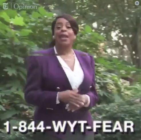 People Are Loving This Satire About A Hotline For Racists