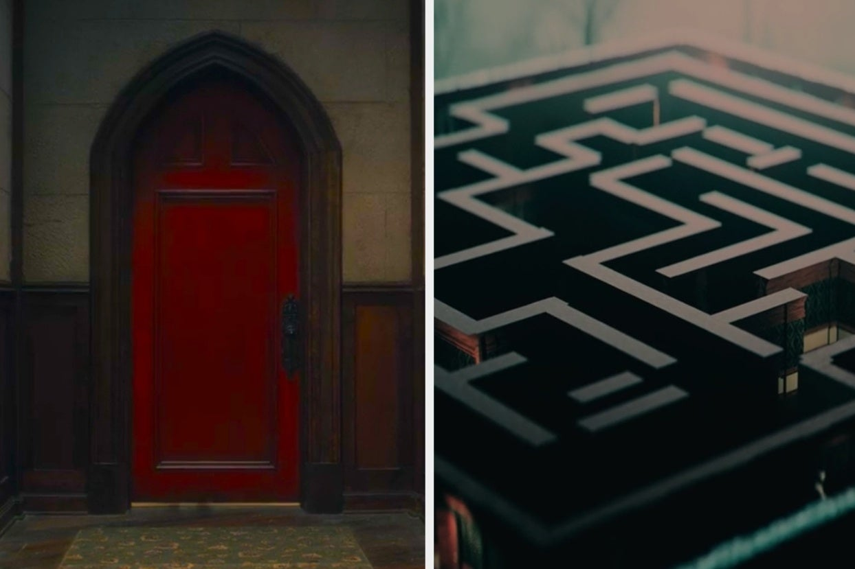 Here S Every Time The Haunting Of Hill House Foreshadowed What S Inside The Red Room Security Camera Ny
