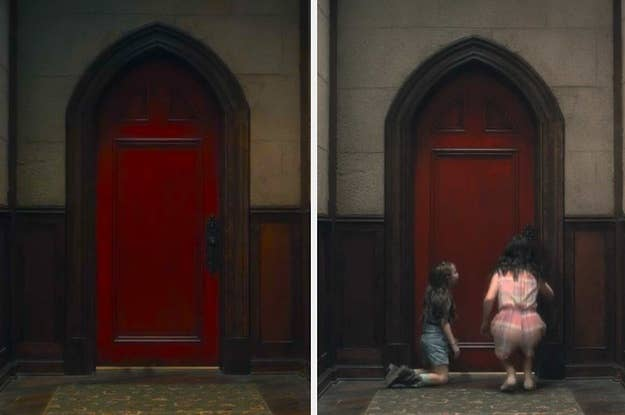 The Haunting Of Hill House Red Room Doesn T Work How We Thought