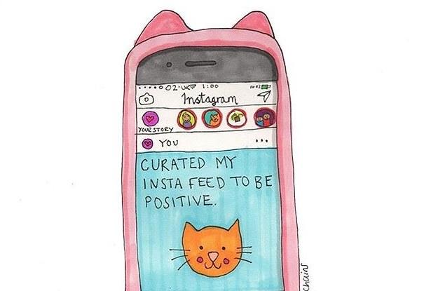 22 Mental Health Instagram Accounts That'll Make You Feel Less Alone