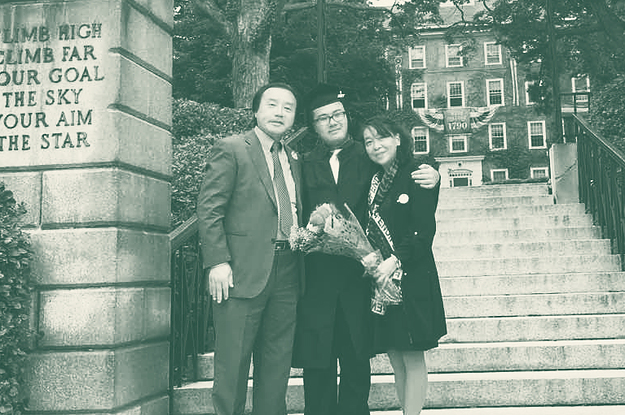 Michael Wang Didn't Get Into Harvard. He Thinks It's Because He's Asian.