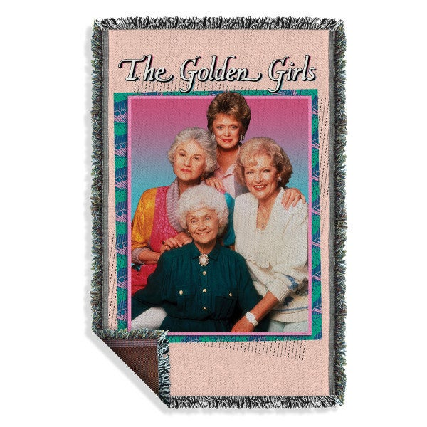 This blanket is definitely for the ultimate Golden Girls fan who wants to be the envy of all their friends.Get it from the ABC Shop for $49.99.