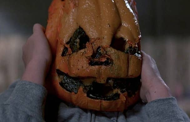 Halloween III is the odd one out in this franchise, with only the slightest of links to the overall series – it's set at Halloween, and the actual movie Halloween exists as a fictional story within the universe. Beyond that, it's a completely separate beast, telling the story of Halloween masks that are cursed and micro-chipped with pieces of Stonehenge (?!). An infuriating earworm of a jingle triggers the masks to possess and kill their wearers. The plot is absolutely ridiculous, but what makes this movie bottom of the list is its complete lack of likeable or sympathetic characters to root for. I don't care what happens to any of them, and consequently Season of the Witch is missing any real tension or horror. I can barely sit through the whole thing. I know this movie has its admirers, but unfortunately I am not one of them.