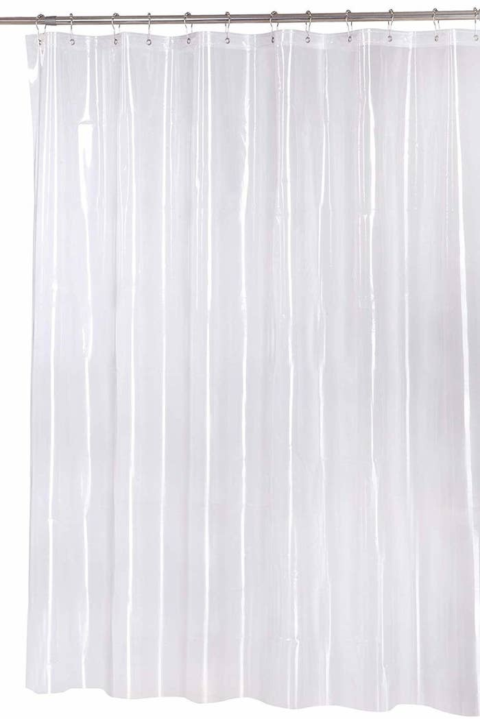 Shower Curtains That Won T Mildew.18 Of The Best Shower Curtains You Can Get On Amazon