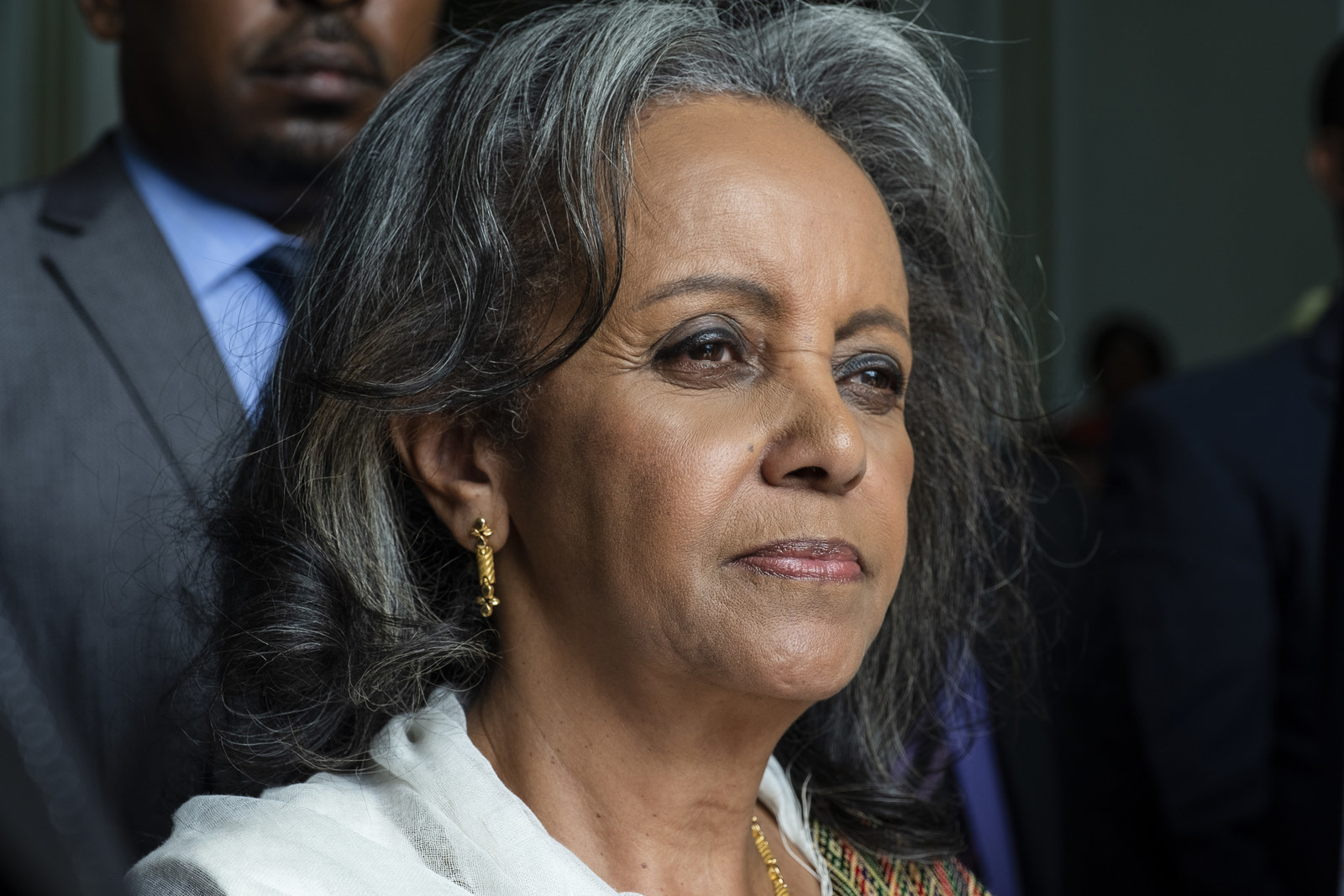 Ethiopia Has Its First Female President, And She's Pretty Badass