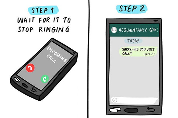 17 Comics For People Who Pretend That Their Problems Dont Exist