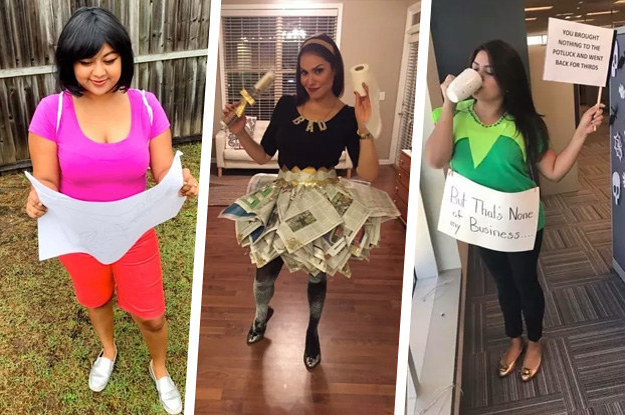 e2a576ab9d0 35 Last-Minute Costumes You Can Totally Make The Day Before Halloween