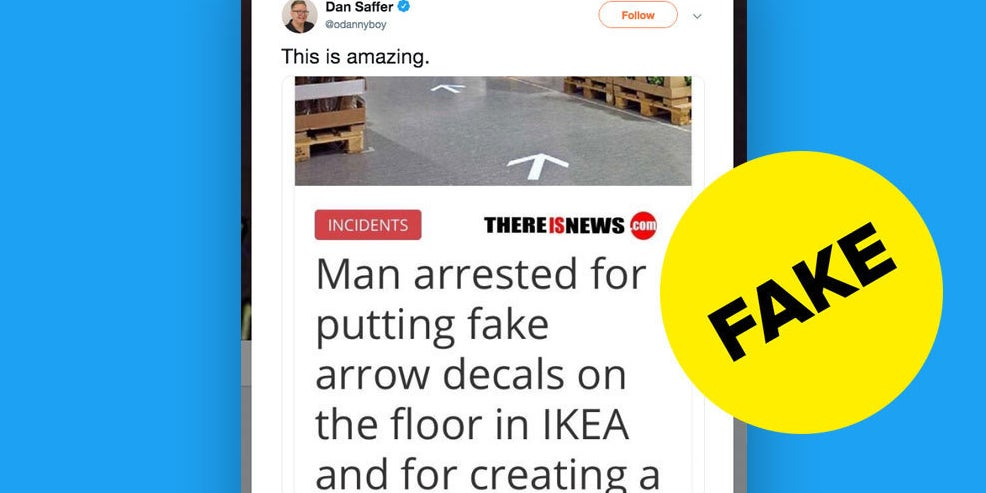 A Fake Story About Ikea Went Viral On Twitter After A Twitter