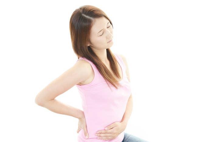 生理痛や月経前症候群に悩む働く女性は多い