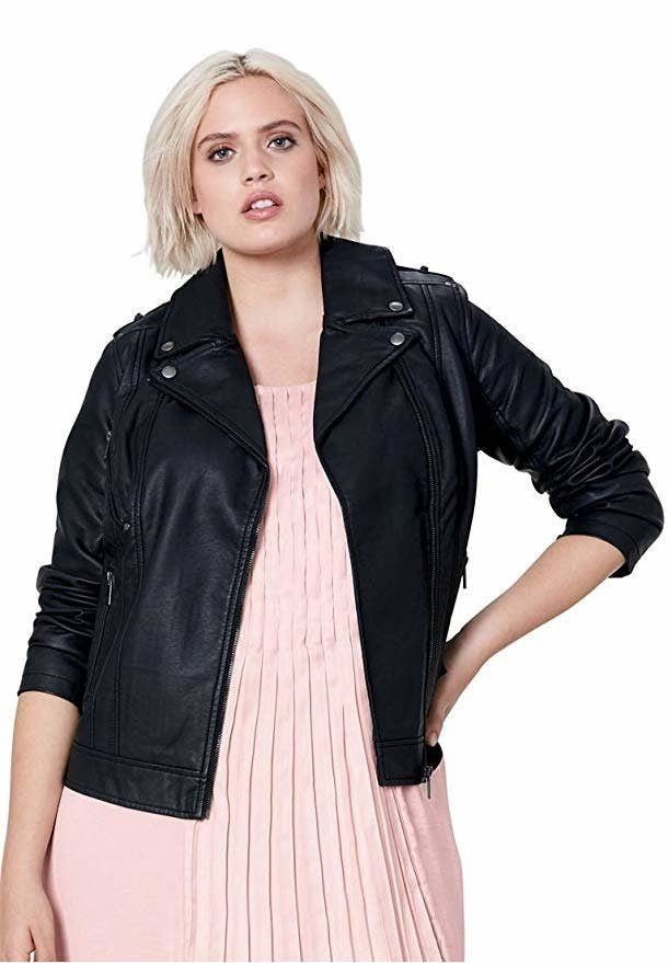 66c303a382a0f A motorcycle jacket with an asymmetrical zip closure you ll take for a ride  every chance you get.