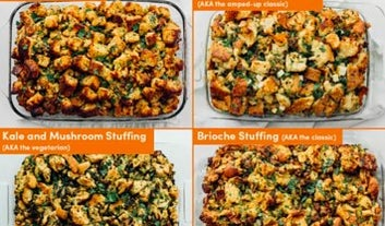 The Ultimate Guide To Making Thanksgiving Stuffing