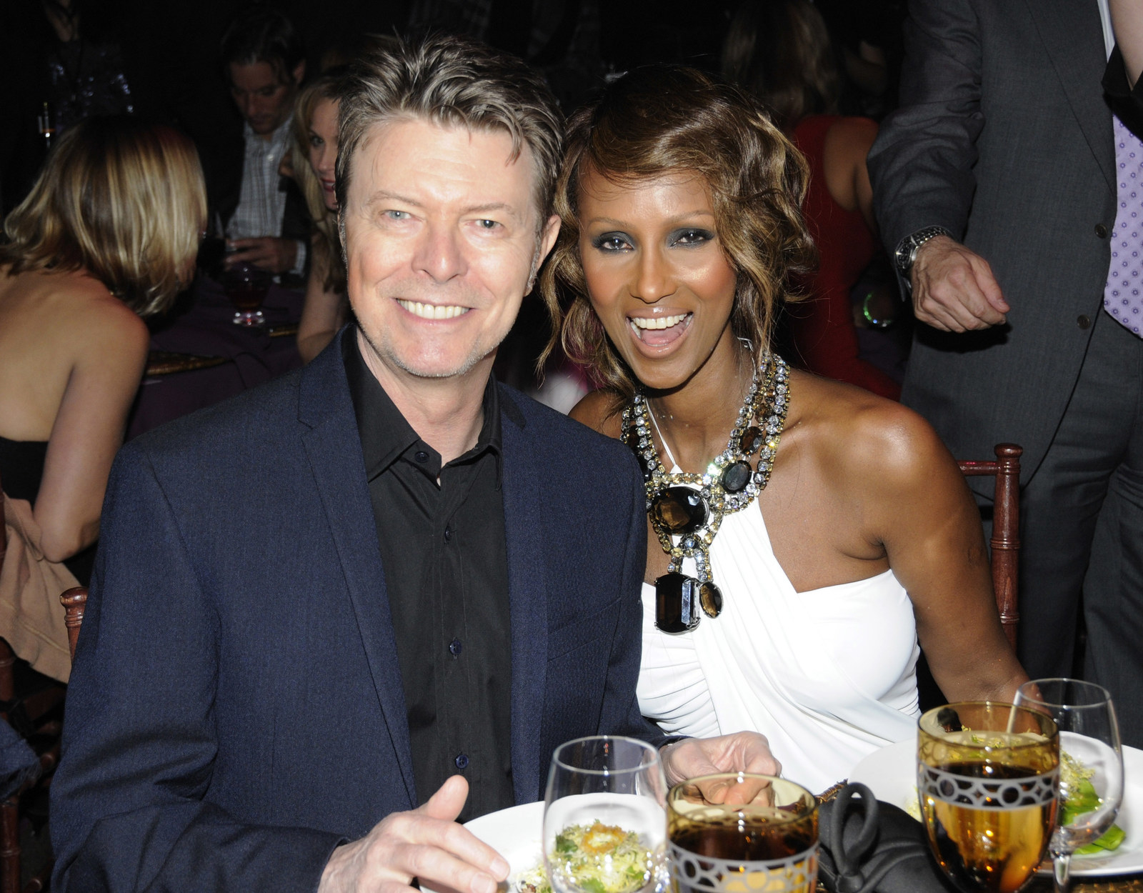 She was also married to iconic musician David Bowie from 1992 to 2016.