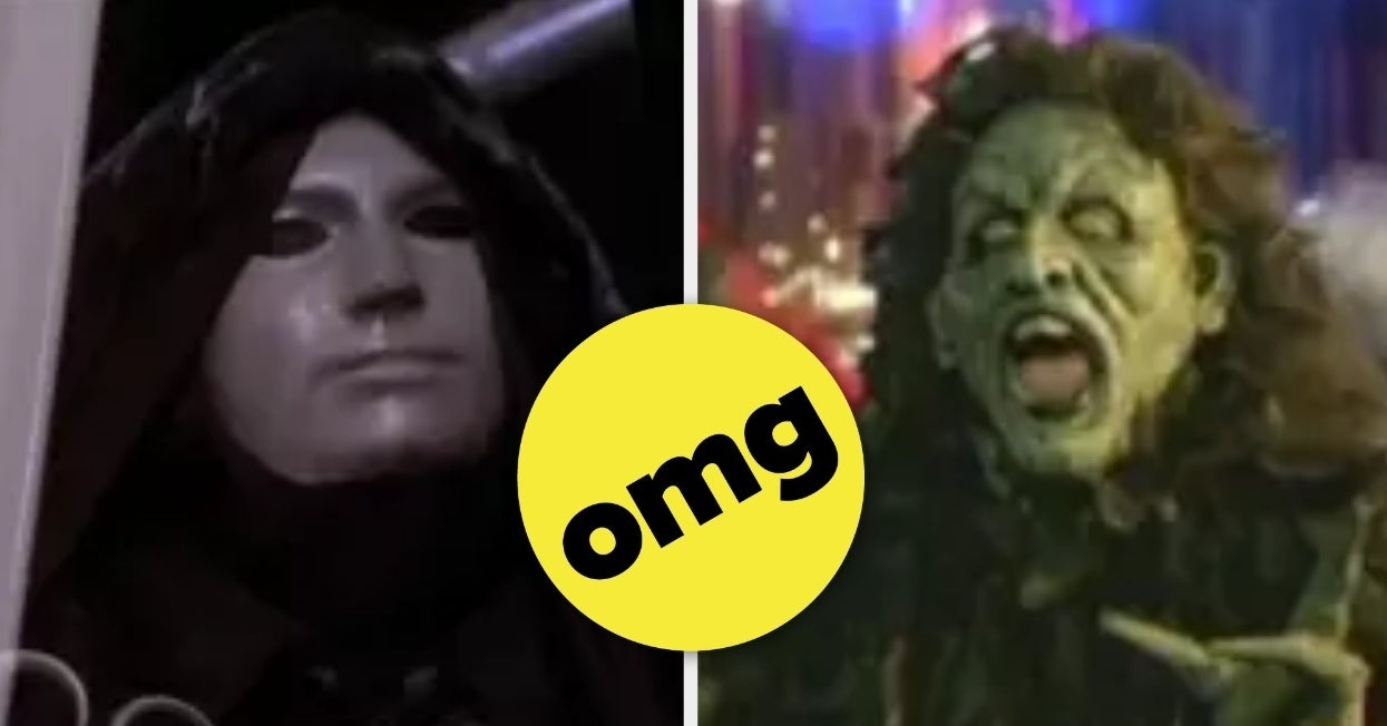 can you recognize these disney channel halloween movies from a