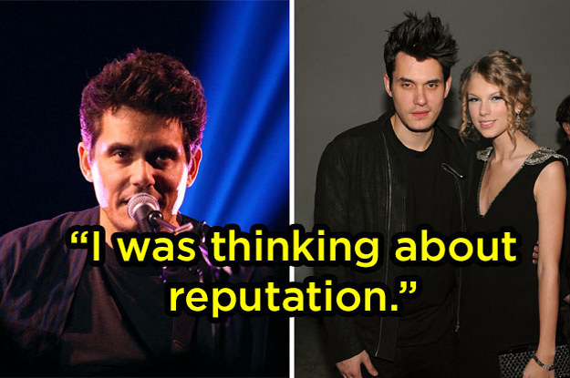 John Mayer Had Six Words To Describe Taylor Swift S Reputation Album