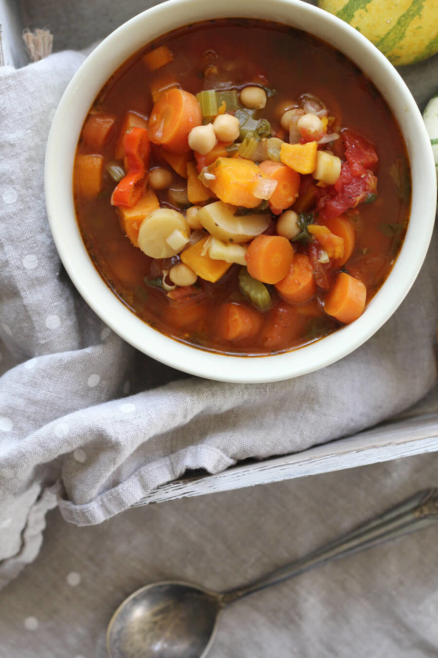 15 Meatless Soups That'll Nourish And Comfort You When It's Cold Out