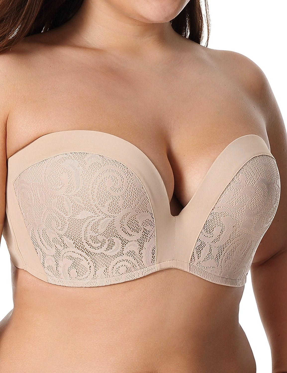 843f2b3740 28 Bras You Can Get On Amazon That People With Big Boobs Actually ...