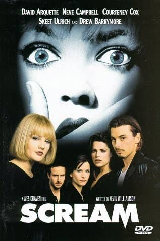Did this movie spawn my extremely rational fear of masks? Yep. Will I continue to watch it and get the bejesus scared out of me just because Drew Barrymore is in it? Definitely.