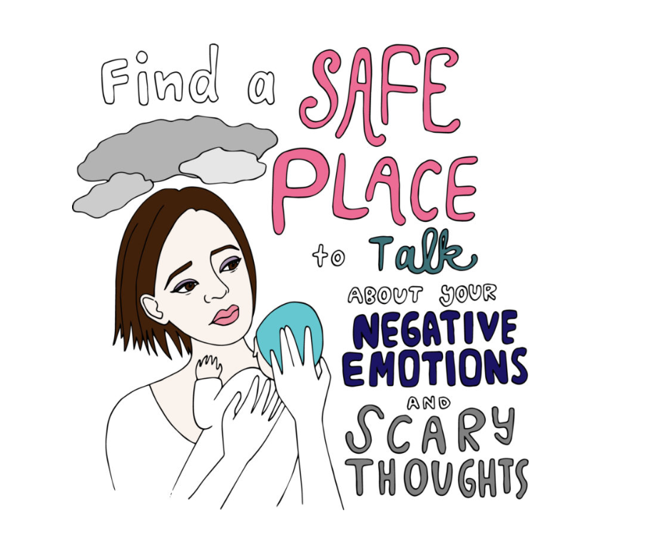 """Kleiman tells BuzzFeed, """"We've discovered that when women find a safe place/person to disclose these intrusive thoughts, their anxiety often decreases."""""""
