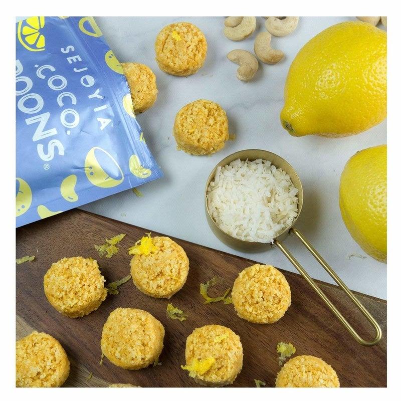 """Specifically the chewy lemon pie ones.""—igotarock41"