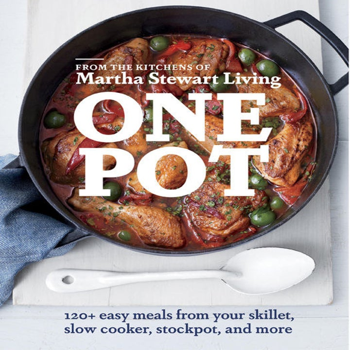 "cover of ""One Pot"""