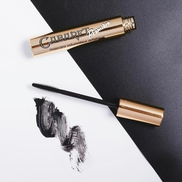 """One coat of this mascara will give you the whole """"your lashes but better"""" look, while two or more coats will add extra D-R-A-M-A. Promising review: """"I absolutely LOVE this mascara. I have very sensitive eyes and holy moly, I'm in love. I've found my new favorite mascara! It makes my lashes look longer and it looks the same all day long. Plus, it doesn't smudge during the day. It's wonderful and a total must-buy!"""" —Katherine OchsmanPrice: $11.40"""