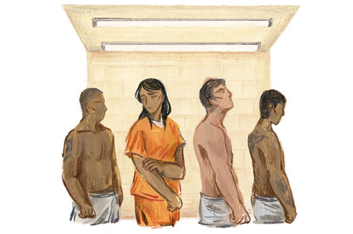 I M A Trans Woman Solitary Confinement Didn T Protect Me In Prison