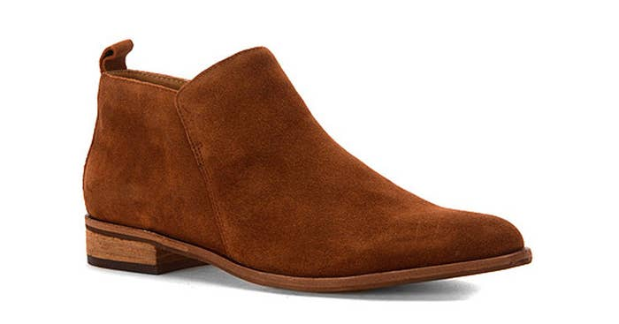 7011540d83e Simple tan boots to go with every single pair of skinny jeans you have in  your arsenal.