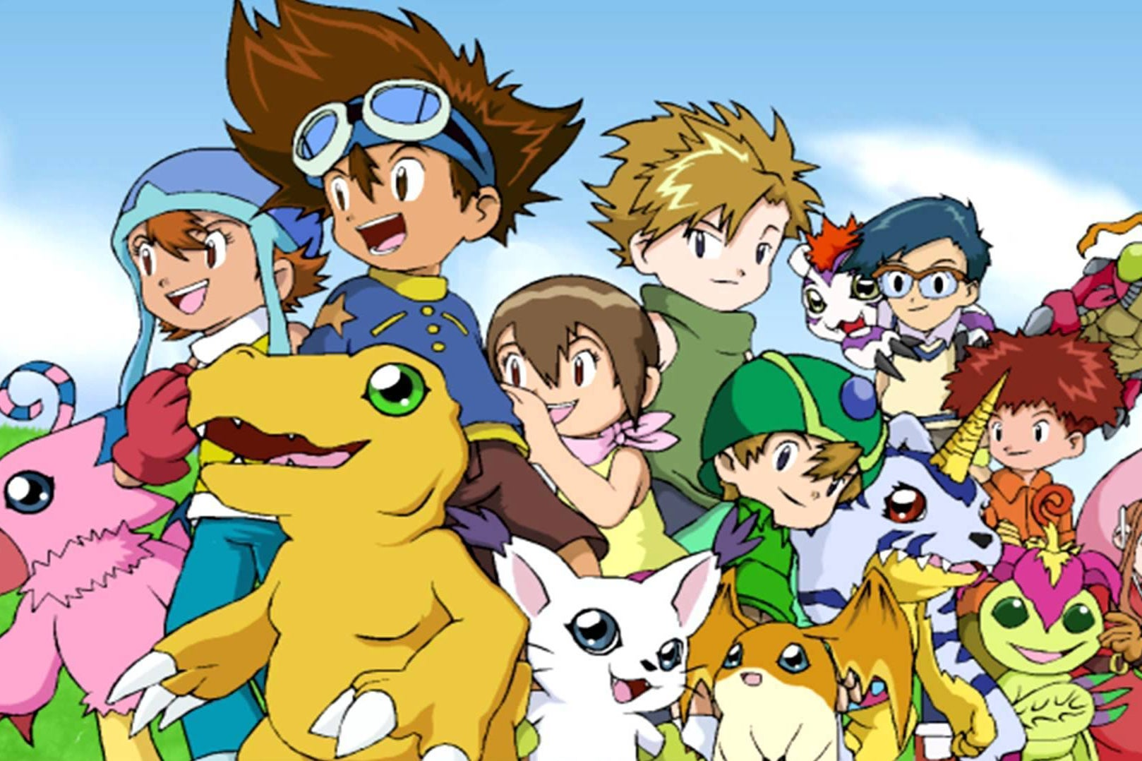 If You Were A Digimon, Which One Would You Be?
