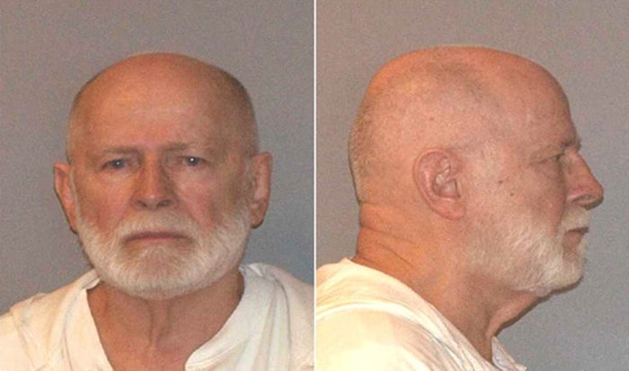 "James ""Whitey"" Bulger's mugshot in 2011."