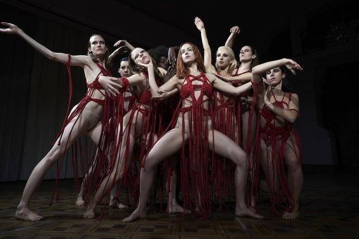 The dancers of Markos Dance Academy.