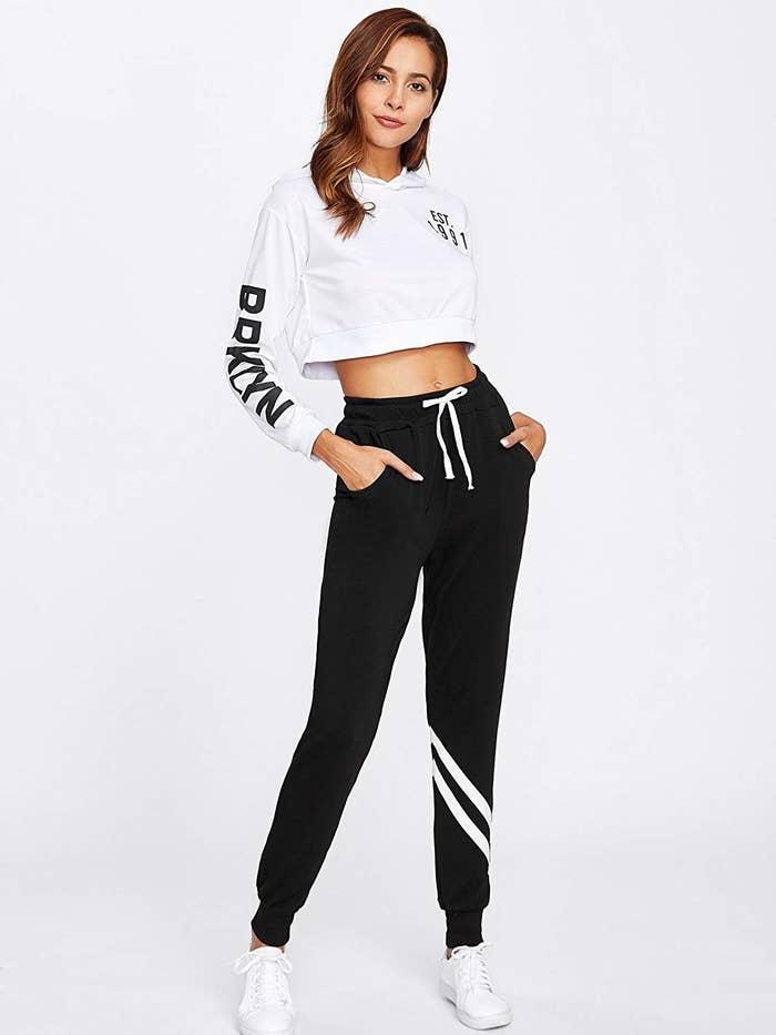 c9bdbe0545 Stylish joggers for all the comfort of cozy sweatpants, but cute enough to  inspire a fashion blogger–style Instagram while running errands.
