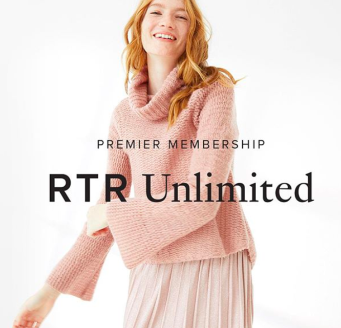 I Tried Rent The Runway's Unlimited Membership And It